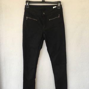 Cheap Monday black skinny jeans size 26 zipper
